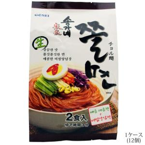 宋家のチョル麺 セット2食入1ケース 12個|hanryuwood