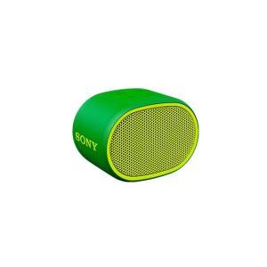 ソニー [SRS-XB01/G] ワイヤレスポータブルスピーカー XB01 グリーン