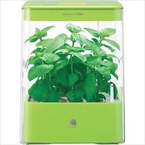 ユーイング U-ING UH-CB01G1 G 水耕栽培器 キューブ グリーン