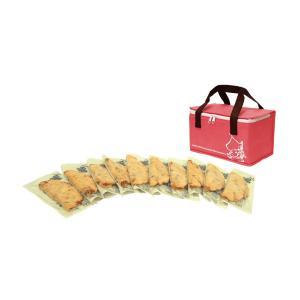 【阪神名物いか焼き≪公式≫】冷凍いか焼きセット(10枚入り)|hanshin-ikayaki
