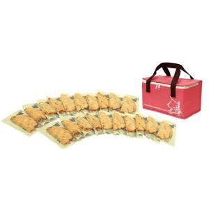 【阪神名物いか焼き≪公式≫】冷凍いか焼きセット(20枚入り)|hanshin-ikayaki