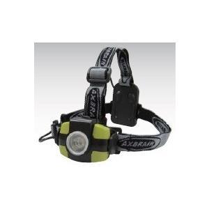 アックスブレーン LEDヘッドランプ AHL3WB-LED 防水仕様 防雨型|hanshin-k