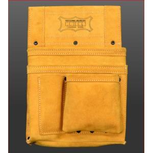 ニックス 在来型スタンダード釘袋 KCA-5502 工具袋 KNICS|hanshin-k