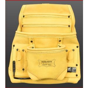 ニックス 最高級2×4工法用釘袋 KCA-7502 工具袋 KNICS|hanshin-k