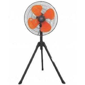 【即納可】 サンピース 工業用 大型扇風機 SPF-45-2P 大型工場扇 工場用 現場用 扇風機 大型4枚羽根45cm 首振り角度80° 熱中症対策|hanshin-k