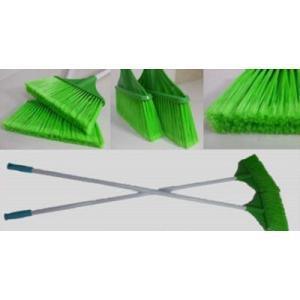 こけら箒 (こけらほうき) 長さ135cm 柄が長くて疲れにくい 毛数多い 細かいゴミも掃ける 現場用 プロ用 家庭用 ほうき ホウキ 清掃用 軽くて丈夫|hanshin-k