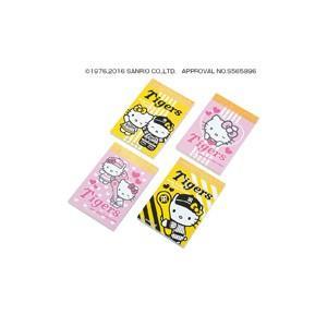 ハローキティ 4冊メモ帳セット|hanshinkachiya