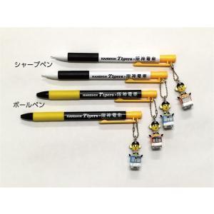 トラッキー×阪神電車 シャープペン/ボールペン|hanshinkachiya