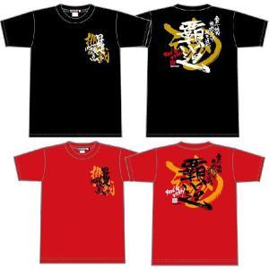 目指せ頂点!覇道魂 ドライTシャツ|hanshinkachiya
