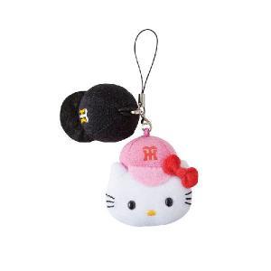 ハローキティ ペアプチマスコット 阪神タイガース ハローキティ コラボ商品|hanshinkachiya