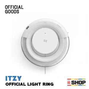 【WITHdrama特典付き】ITZY イッジ 公式ライトリング OFFICIAL LIGHT RING hanshop