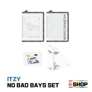 ITZY イッジ [NO BAD DAYS SET] ダイアリーコレクションブック DIARY PHOTOCARD COLLECTIONG BOOK- hanshop
