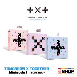 TXT ティーバイティー TOMORROW X TOGETHER MINISODE1 : BLUE HOUR [バージョン選択 / HANTEO チャート反映]|hanshop