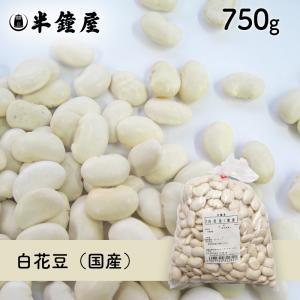 白花豆(国産)750g