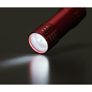 名入れ印刷料金無料 3灯式LEDライト(キーリ...の詳細画像3
