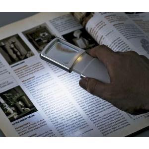 名入れ印刷料金無料 ライト付スライドルーペ(B&W) 販促グッズ ノベルティ 記念品 粗品 景品 生活雑貨 hn70177|hansoku-novelty|04