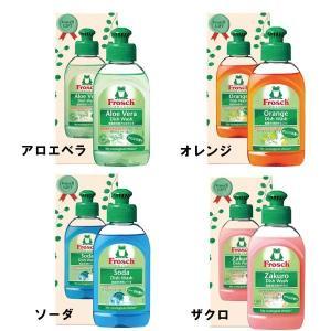食器用洗剤 フロッシュ アロエヴェラ・ソーダ・オ...の商品画像