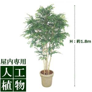 【人工植物】グリーンデコ トネリコ 5本立 1.8m|hanwa-ex