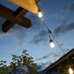 ストリングライト10球/ガーデンライト / パーティーライト LEDライト イルミネーション ハロウィン クリスマス  イルミ  屋外 屋内|hanwa-ex|02