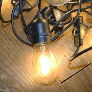 ストリングライト10球/ガーデンライト / パーティーライト LEDライト イルミネーション ハロウィン クリスマス  イルミ  屋外 屋内|hanwa-ex|06