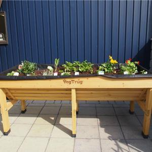 ホームベジトラグ L 容量:約235L/ベランダ菜園/家庭菜園/全国送料無料/|hanwa-ex