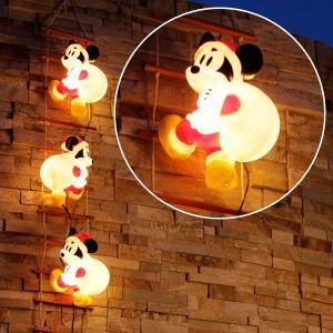 ブローライトはしごミッキー/2in1イルミネーションライト/ディズニー/Disney/ledイルミネーション/LEDイルミネーション(726127)|hanwa-ex