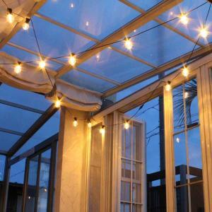 ローボルトストリングパーティーライト 10球/ガーデンライト/パーティーライト/LEDライト/イルミネーション/ハロウィン/クリスマス/743070|hanwa-ex