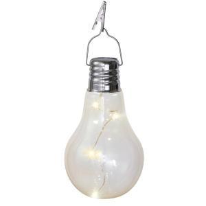 ソーラー電球型ライト/ガーデンソーラーライト/電球/ソーラーライト/|hanwa-ex|02