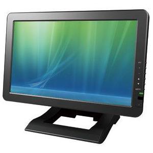 液晶モニター 小型液晶モニター タッチパネル パソコン HDMI 業務用 モニター モニタ HM-TL10T 10.1インチ 10.1型|hanwha