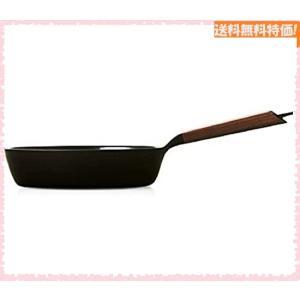 バーミキュラ フライパン 24cm深型ウォールナット【日本正規販売品】