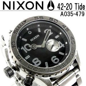 ニクソン NIXON 腕時計 A035-479 THE 42-20 TIDE|hapian