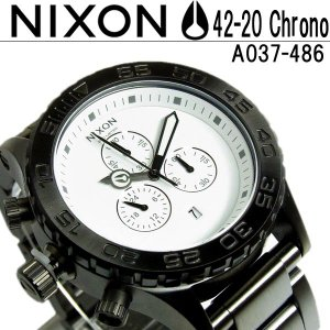 ニクソン NIXON 腕時計 A037-486 THE 42-20 Chrono|hapian
