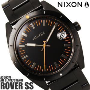 ニクソン ROVER SS A359577 NIXON 腕時計 メンズ ローバーSS|hapian