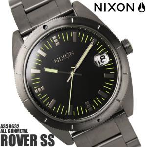 ニクソン ROVER SS A359632 NIXON 腕時計 メンズ ローバーSS|hapian