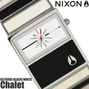 ニクソン Chalet A575005 NIXON 腕時計 レディース シャレー|hapian