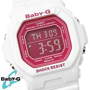 Baby-G 腕時計 カシオ CASIO ベビージー キャンディカラーズ BG-5601-7DR|hapian