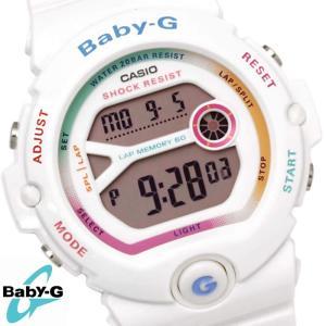 Baby-G 腕時計 レディース  カシオ CASIO ベビージー デジタル フォー・ランニング BG-6903-7C|hapian