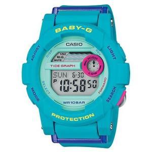 Baby-G 腕時計 レディース  カシオ CASIO ベビージー デジタル BGD-180FB-2 マリンスポーツ