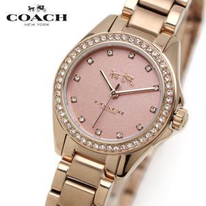 コーチ COACH レディース 腕時計 ピンクゴールド 14...