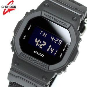 カシオ CASIO Gショック G-SHOCK ジーショック 腕時計 メンズ  限定モデル Military Black DW-5600BBN-1 ミリタリーブラック 並行輸入品 hapian