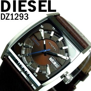 ディーゼル DIESEL 腕時計 メンズ ブランド DZ1293 革ベルト 腕時計 ディーゼル DIESEL|hapian