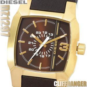 ディーゼル DIESEL 腕時計 メンズ  レディース ウォッチ クリフハンガー DZ1297 hapian