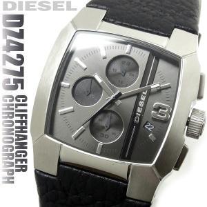 ディーゼル DIESEL 腕時計 メンズ クリフハンガー ウォッチ クロノグラフ DZ4275|hapian