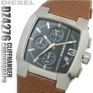 ディーゼル DIESEL 腕時計 メンズ クリフハンガー ウォッチ クロノグラフ DZ4276|hapian