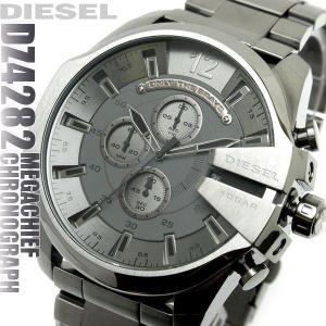 ディーゼル DIESEL 腕時計 メンズ ウォッチ クロノグラフ メガチーフ DZ4282|hapian