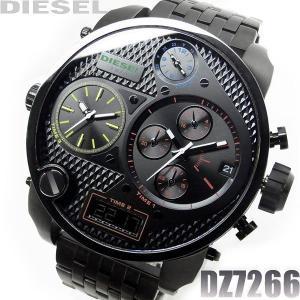 ディーゼル DIESEL 腕時計 メンズ ウォッチ クロノグラフ アナデジ DZ7266|hapian