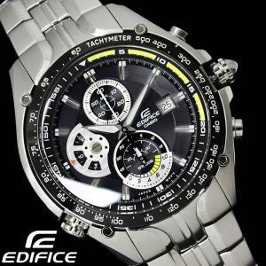 メンズ腕時計 CASIO EDIFICE カシオ エディフィス レーシングクロノグラフ ブランド E...