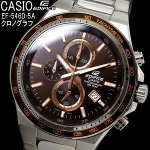 クロノグラフ 腕時計 カシオ エディフィス メンズ CASI...