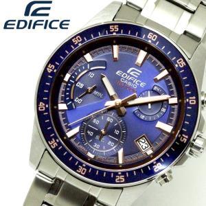 カシオ CASIO エディフィス EDIFICE クロノ クオーツ メンズ 腕時計 EFV-540D...
