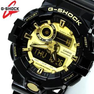CASIO カシオ G-SHOCK Gショック ジーショック メンズ 腕時計 アナデジコンビモデル ...